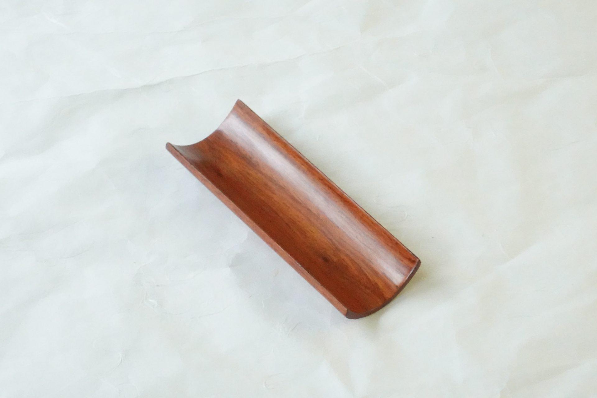 漆器 日本製 木製 紅木 こうぼく 茶合 ちゃごう 茶葉 急須に入れる 煎茶 必要な道具 良質な紫檀 紫檀は堅い 高級漆器 彫り 磨き つるつる